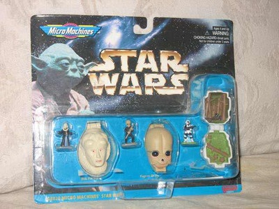 Galoob Micromachines Star Wars collec. 4