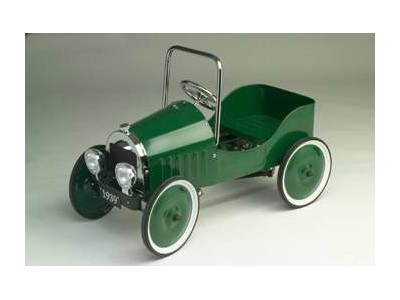 Green Jalopy Pedal PU Truck  $199.00