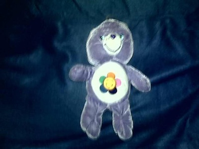 Care bears, boyds beanie bear
