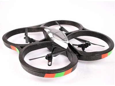 Parrot AR Drone Quadricopter iPhone/iPad