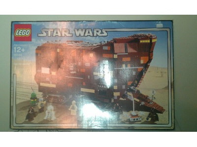 EPIC STARWARS LEGO COLLECTION